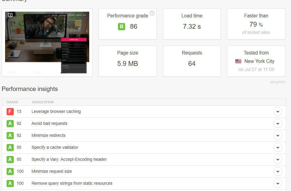 Speed Test Freelancer UI Developer in India